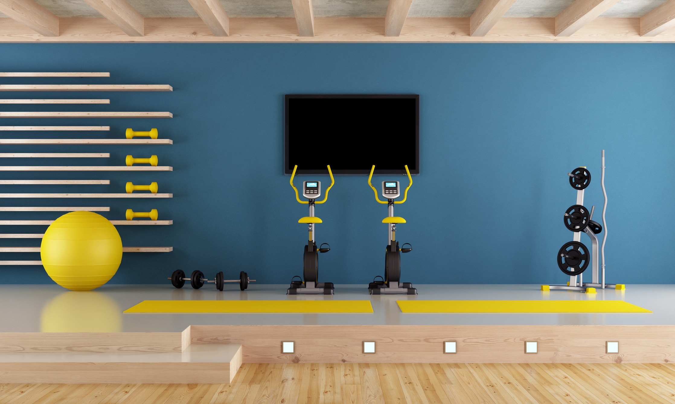 How To Make Your Fitness Center a Valuable Tenant Amenity